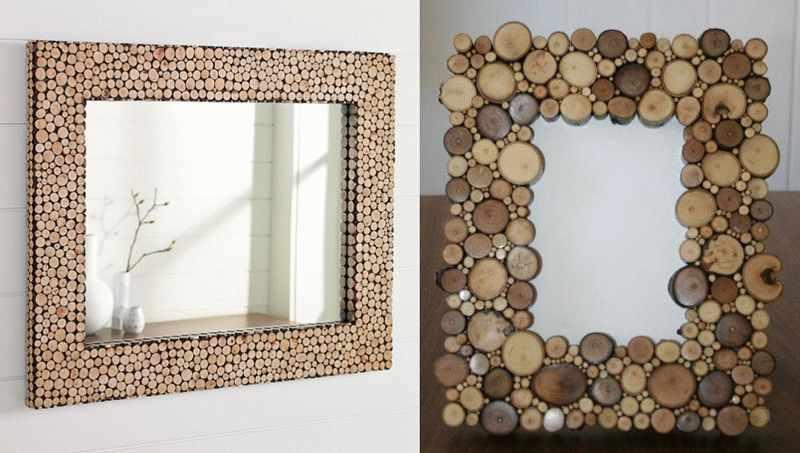 Рамки для зеркал или картин